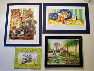 Anthrocon Art Show
