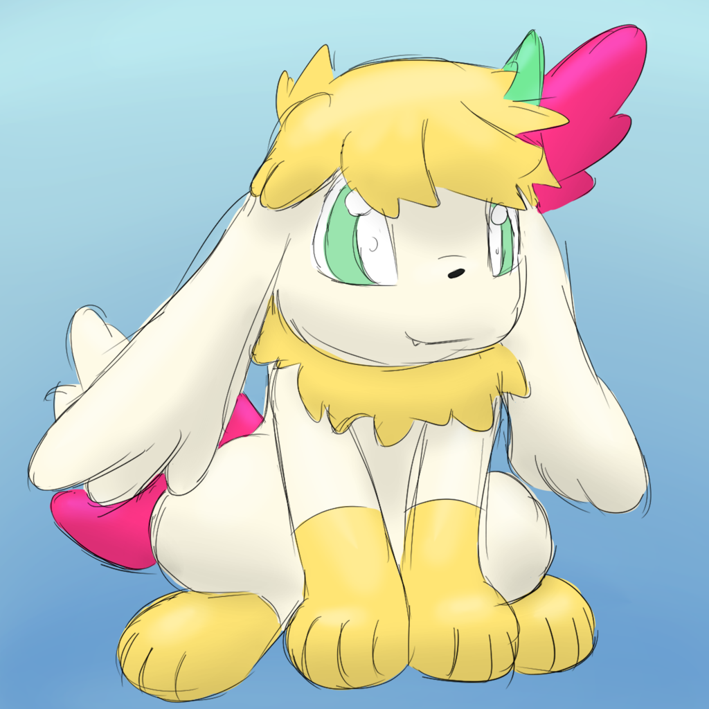 it's a shaymin thing