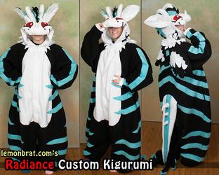 Radiance Custom Kigurumi!