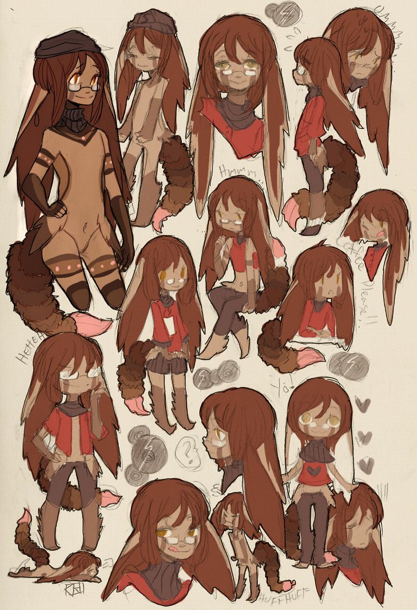 Sketchpage CM - dragonpunk15