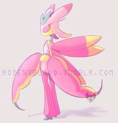 Pastel Mantis