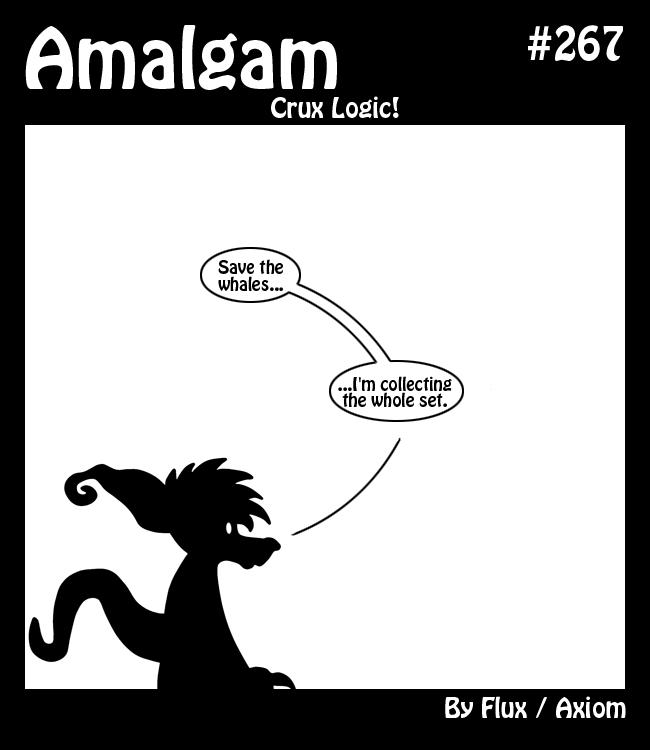 Amalgam #267