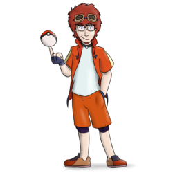 Ace Trainer Marc! [Timsplosion]