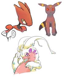 pokemon doodle
