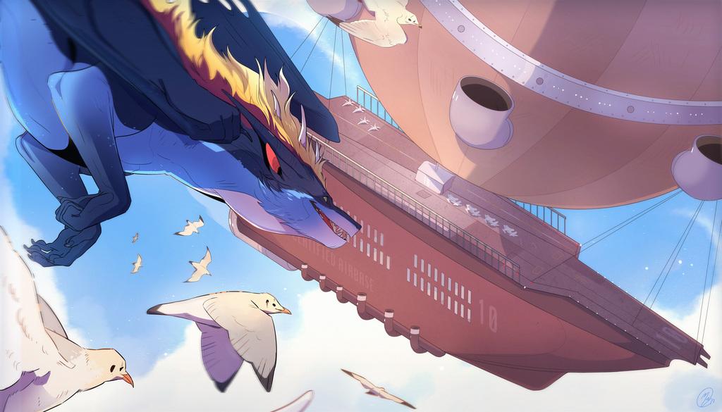 [Gato-Iberico] Airship Express