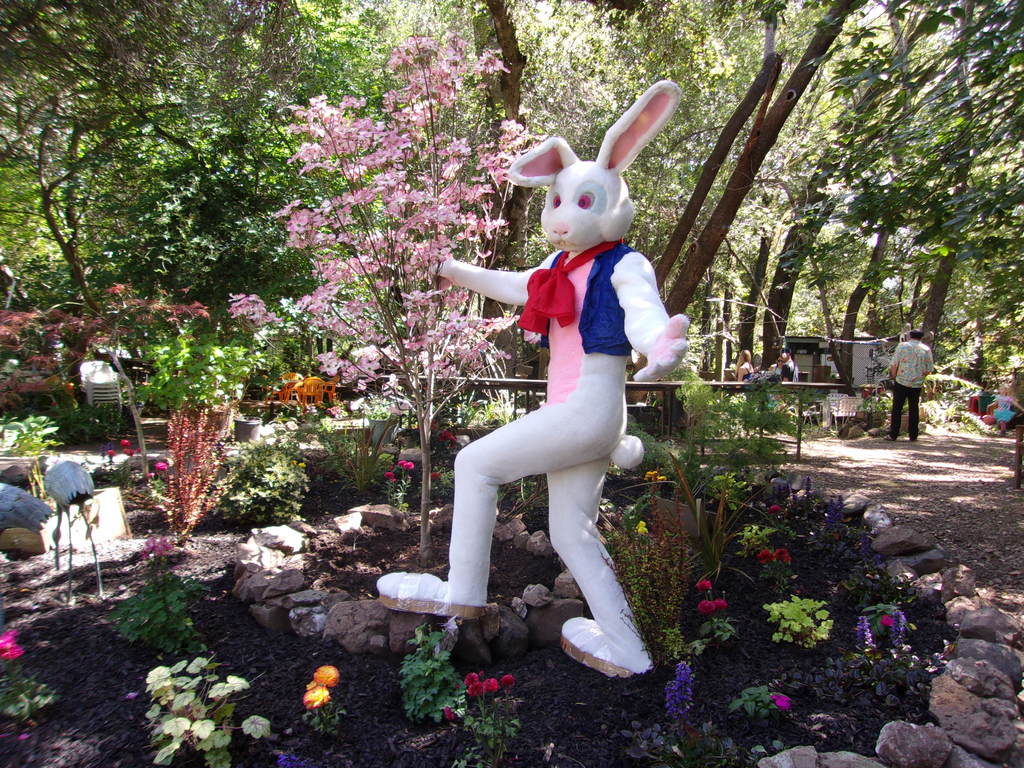 It's The Easter Bunny.
