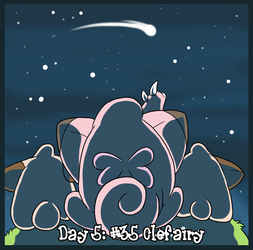 Pokeddexy Day 5: Fave Fairy Type