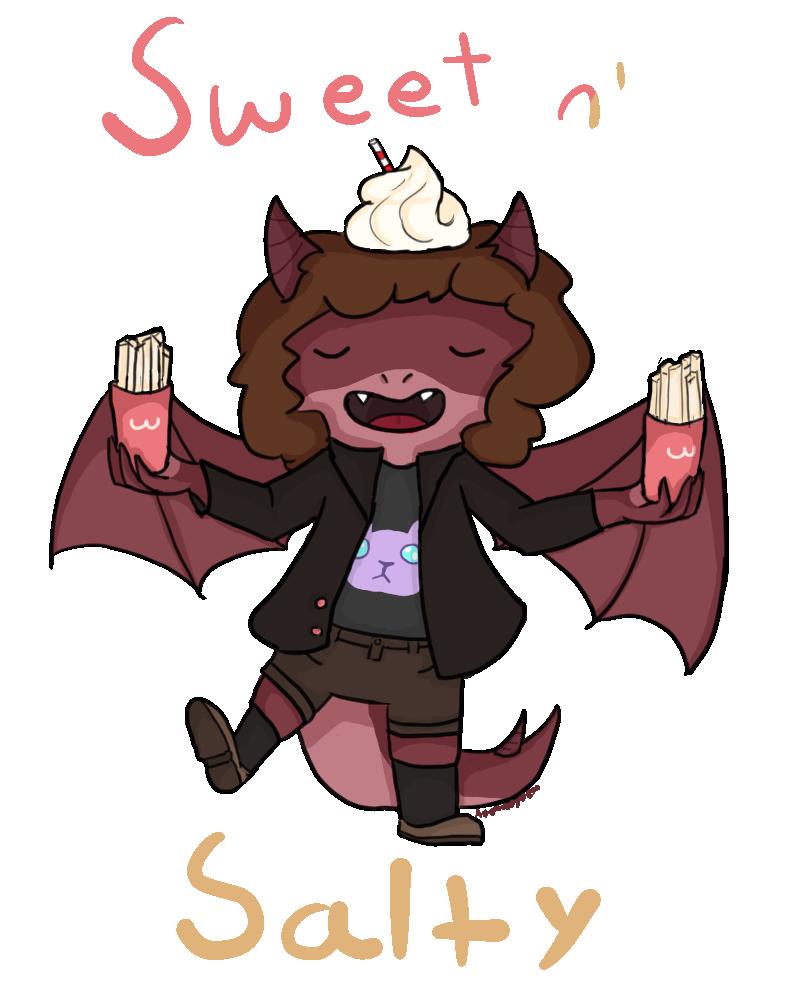 Gaia - Sweet n Salty