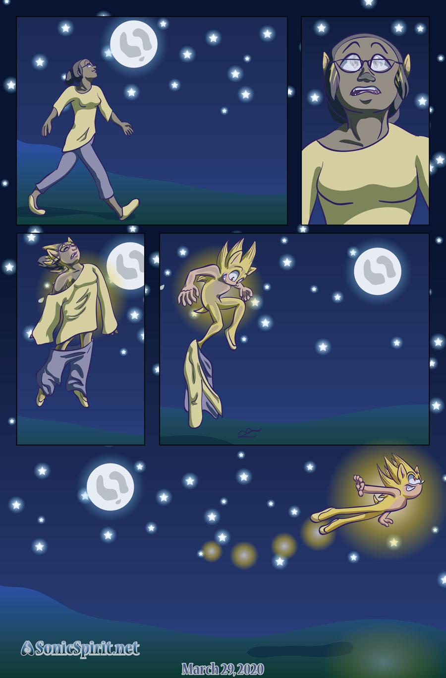 Super Moon for Nikkigamer