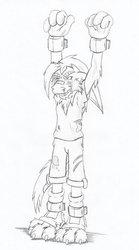 Sketch - Zech Caught