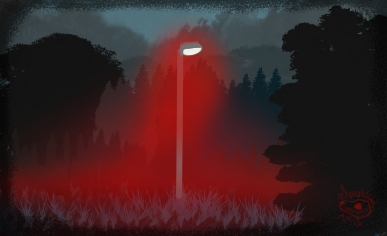 Most recent image: Red Fog