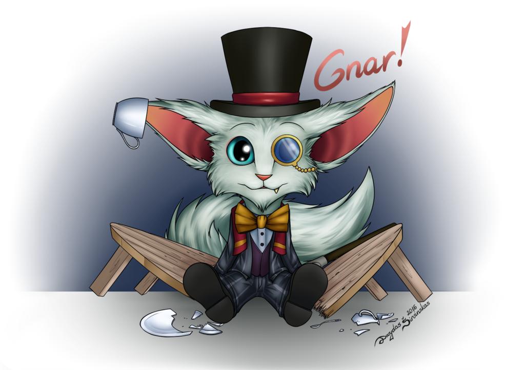 The Gentleman!