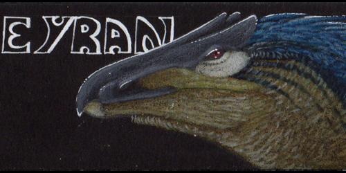 Eryan Book-Badge