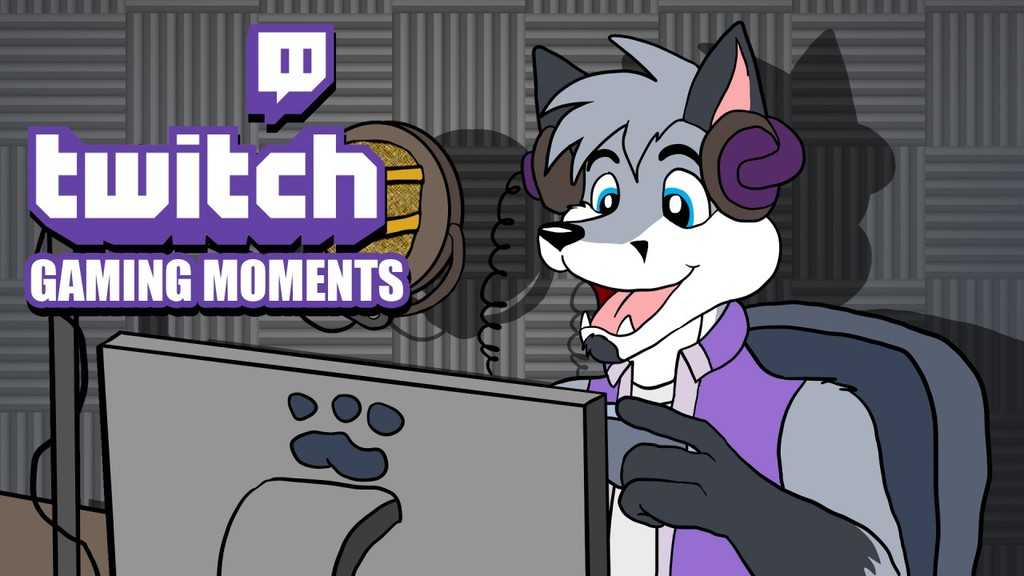 Twitch Gaming Moments (Youtube video)