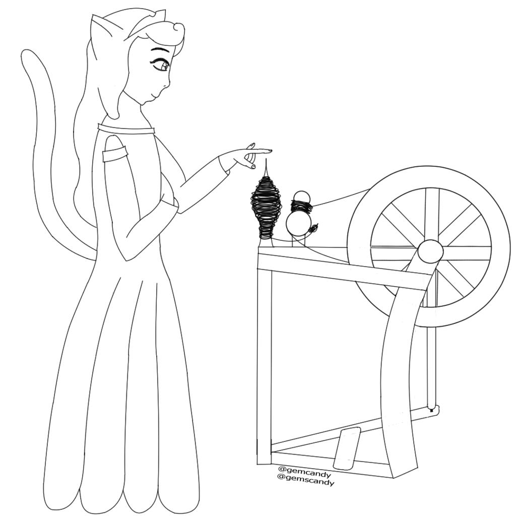 Day 17 - Spinning Wheel