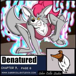 Denatured Chapter 3, Page 6