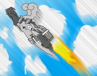 Sluggy Speedster