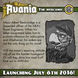Avania Sneak Preview L-8
