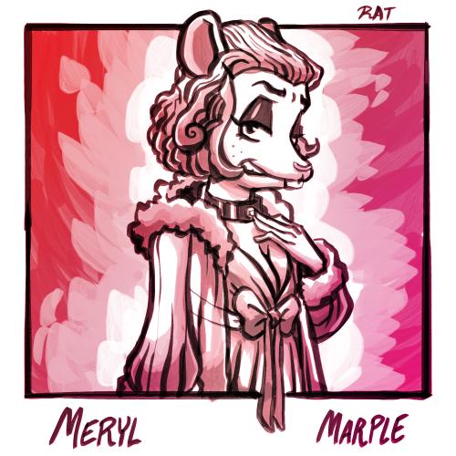 Meryl Marple YNF17