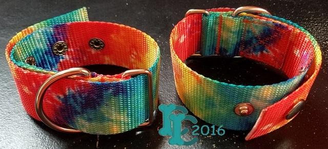 Tie Dye Cuff Set
