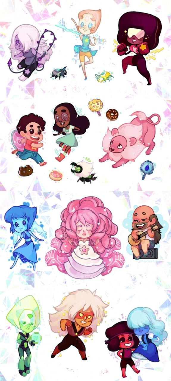 Steven Universe Stickers