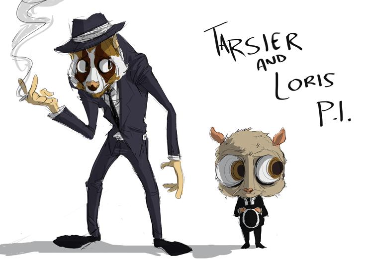 Tarsier & Loris P.I.