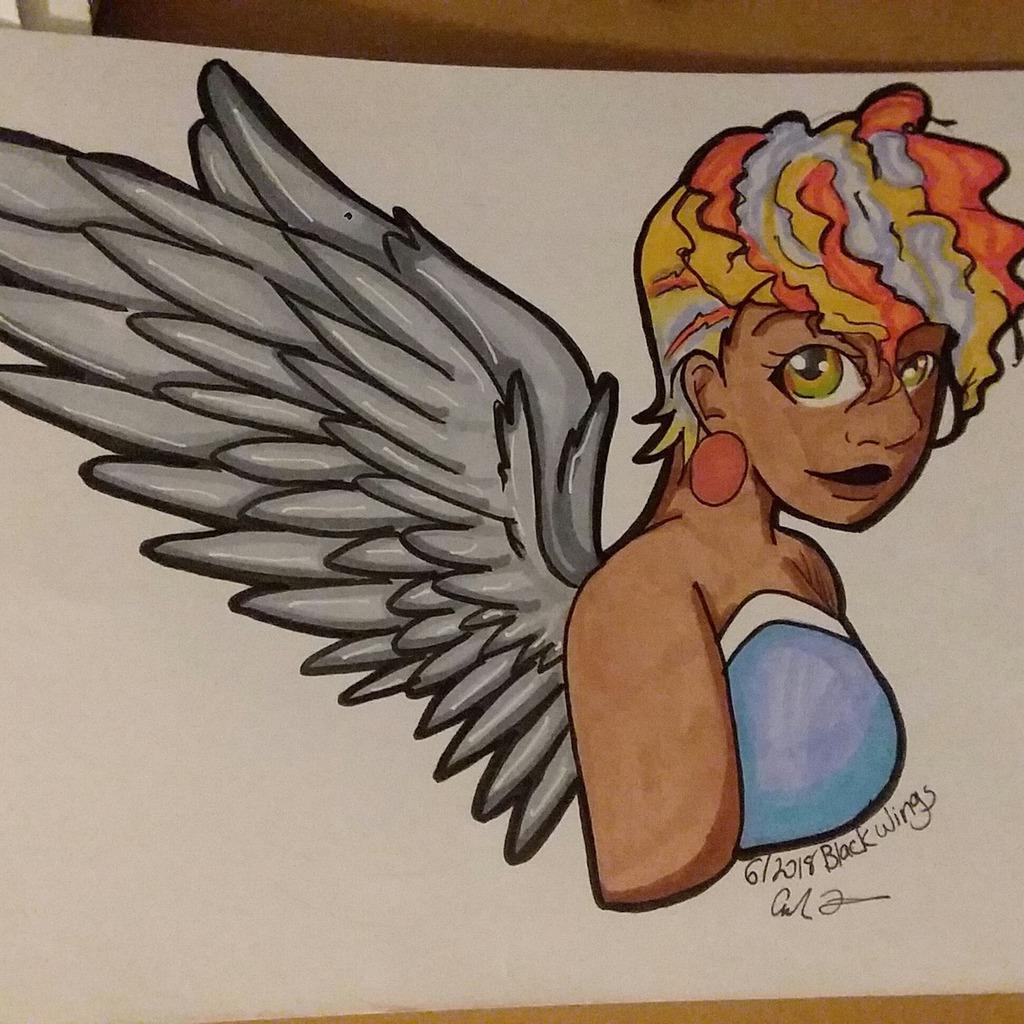 Blake Wings