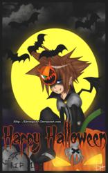 Halloween Town - Sora