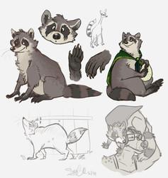Randall sketches (c)