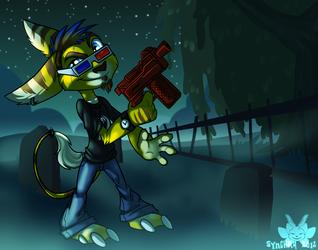 Zombie Killin' Zeke