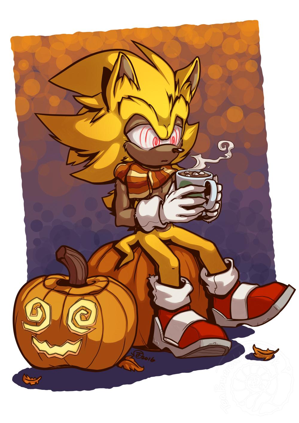 Pumpkins and Marshmallows