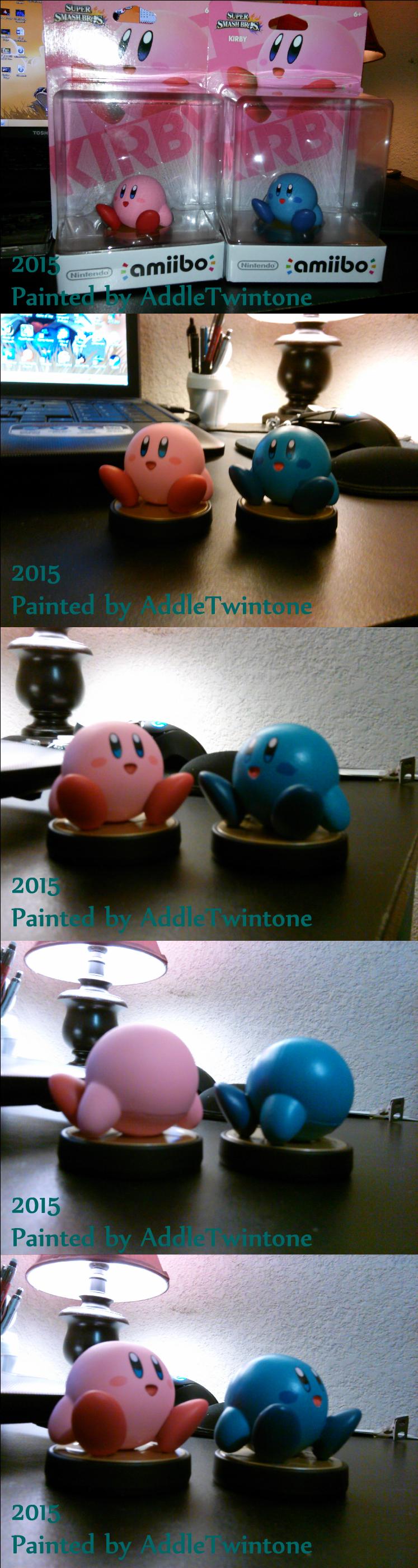 [P] Kirby amiibo Repaint