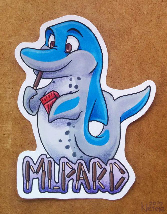Mlpard badge