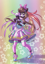 Magical Candy Girl