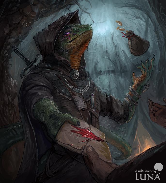 Chameleon spy