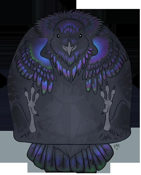 Featured image: Raven Squish