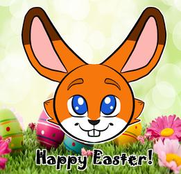 Mike the Easter Bun-bun