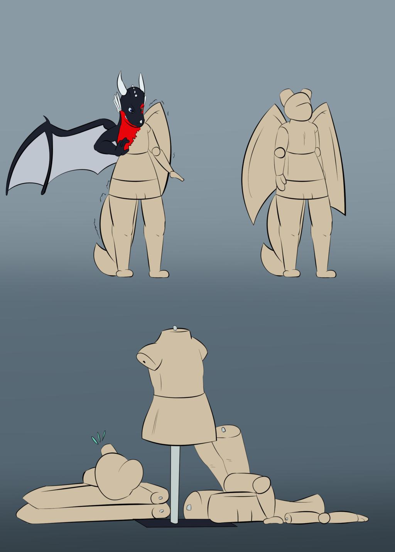 Mannequin Transformation by DustyError