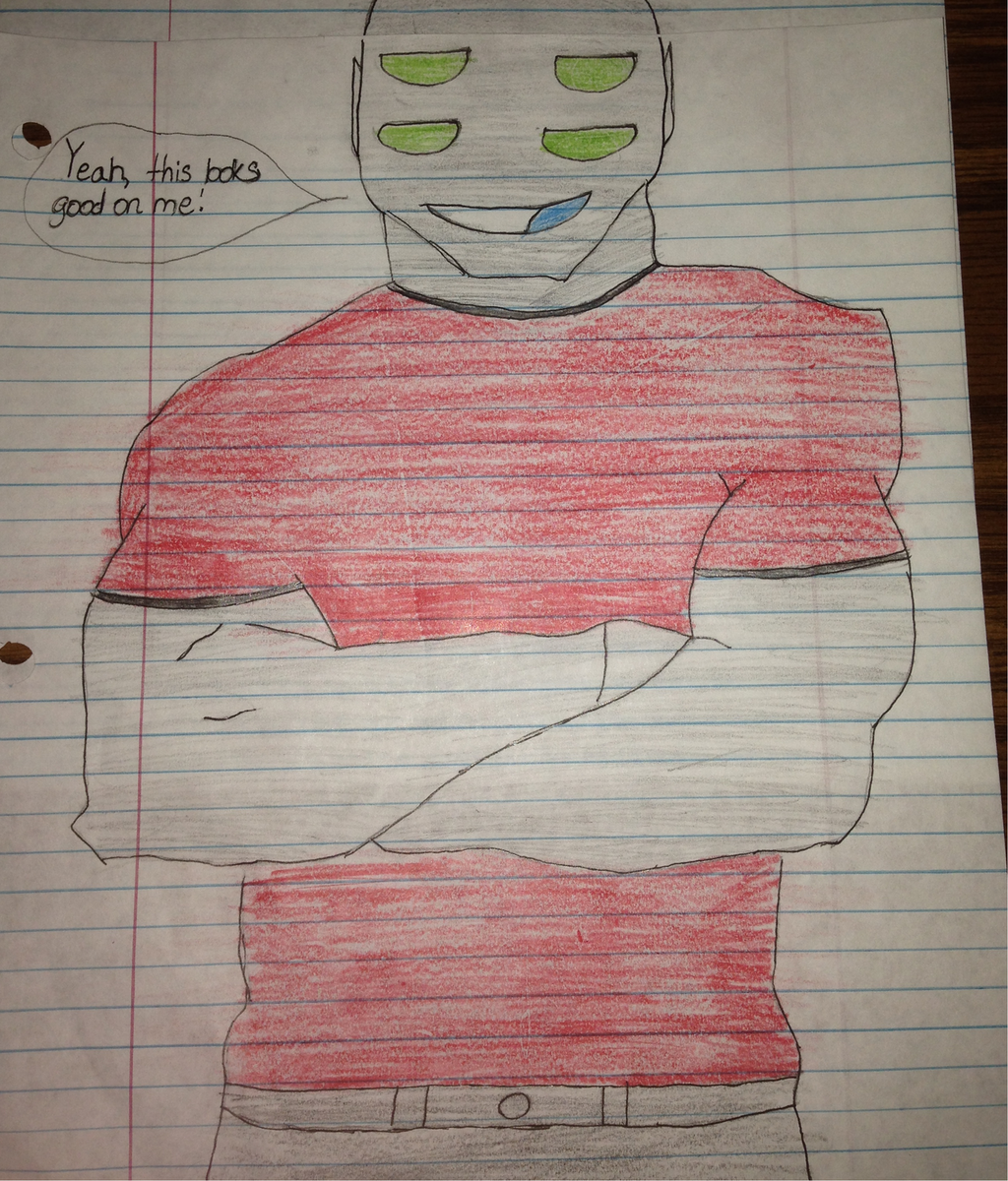 Jonathan in a shirt