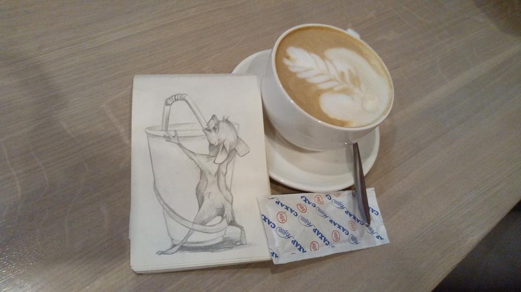 Coffee naturmort 1
