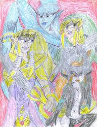 Hyrule Warriors Ladies
