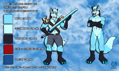 Reference Sheet - Nitrous Icefangs
