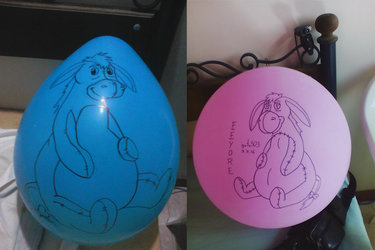 Eeyore Balloons