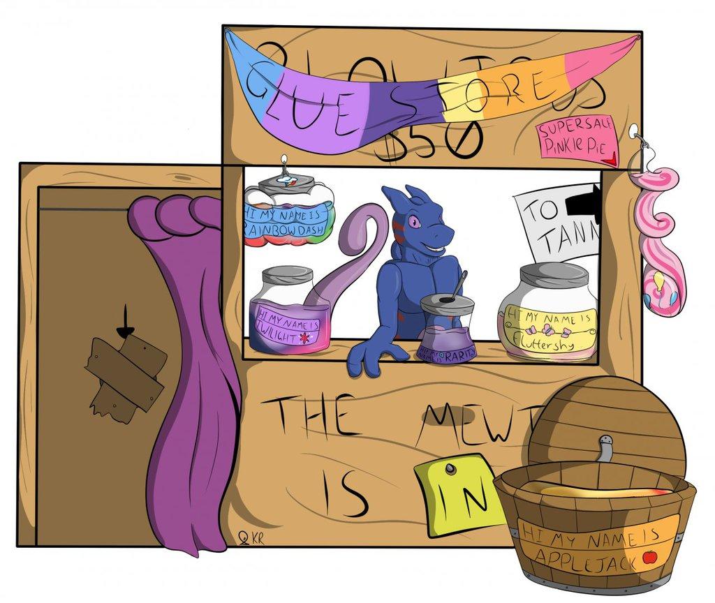 [C] Equestrian Glue Factory