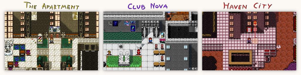 Revealing 3 furry vore RPG games