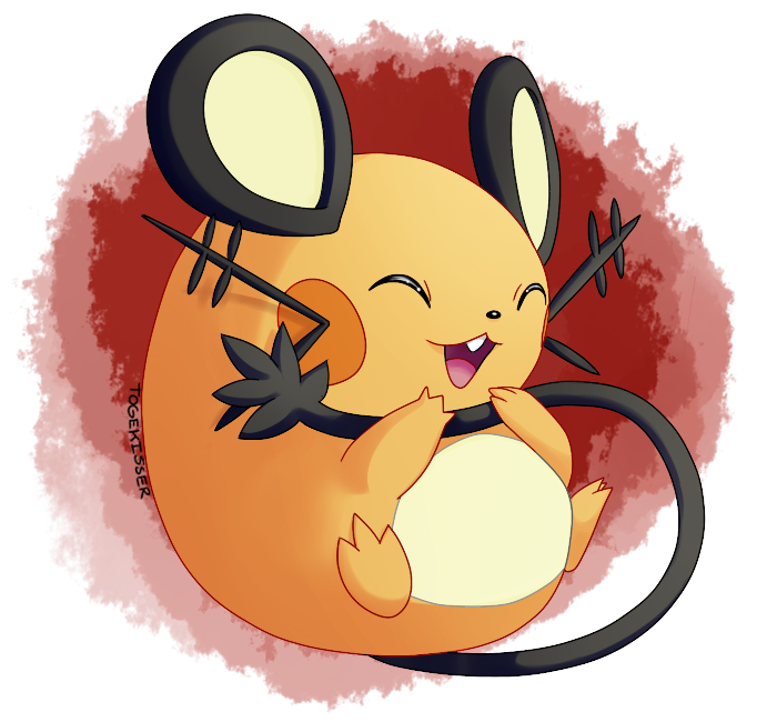 Pokeddexy: Favorite Electric Rodent - Dedenne