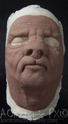 Character sculpt - T'kal, the Warrior