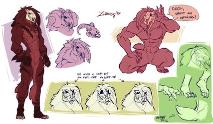 Villain Character Design