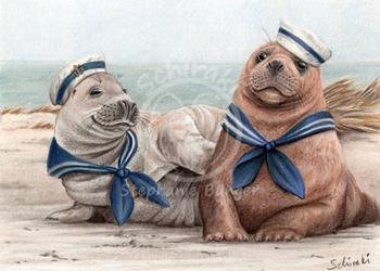 Wedding seals