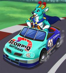 Scorpio Race